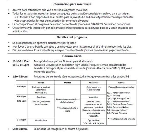 Page 1 - Spanish