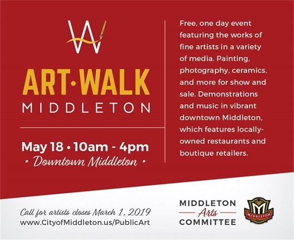 ART WALK Middleton
