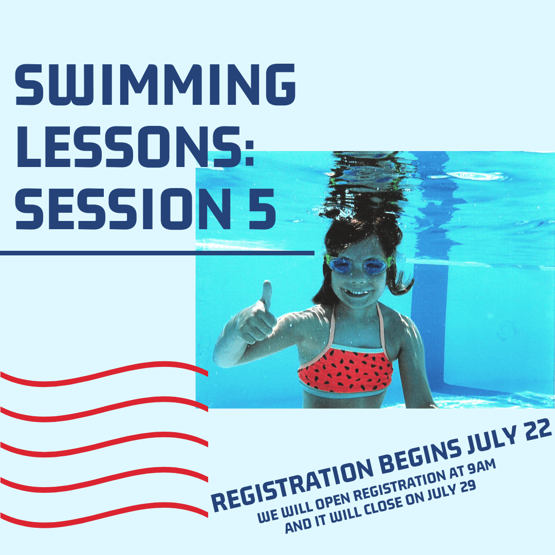 Session 5 Swimming Lessons cover