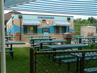 WBAC Concession Stand